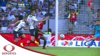 Resumen Monterrey 0 - 0 Tijuana | Jornada 8 - Apertura 2016 | Televisa Deportes