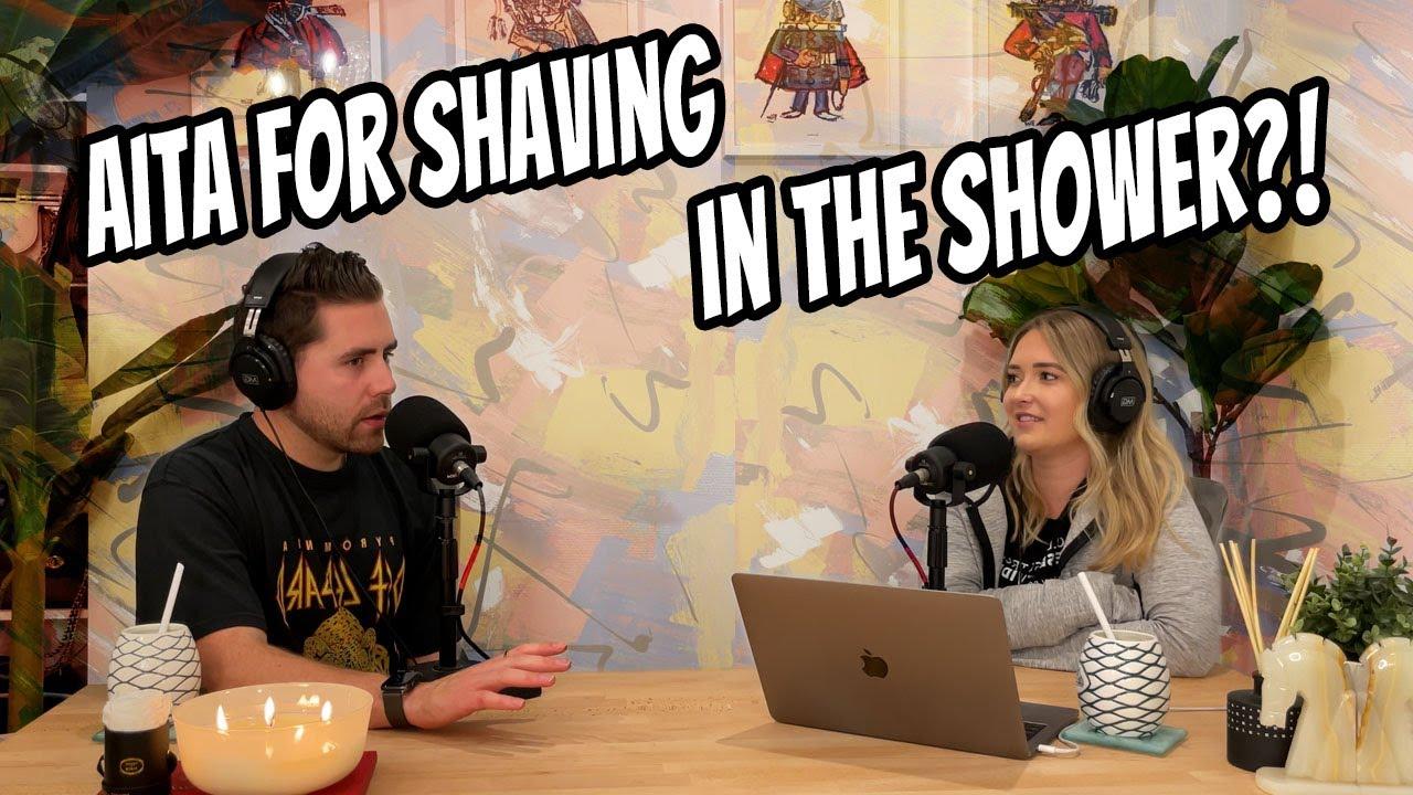 'AITA For Manscaping In The Shower?' -- Reddit Reactions
