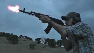 Avtomat Kalashnikova (RIP Mikhail Kalashnikov)