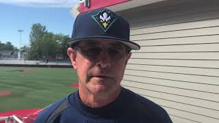 May 13 postgame with Mark Scalf
