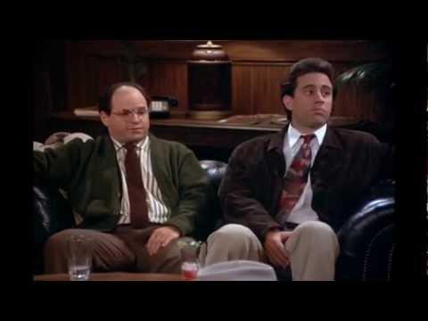 Seinfeld   He's in the Bathroom