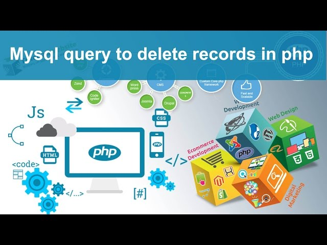 php tutorial in hindi - Mysql query to delete records in php