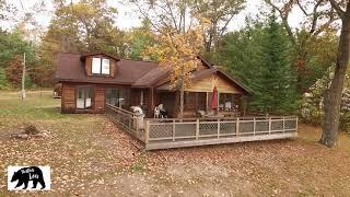 Mama Bear Cabin on Crooked Lake, Atlanta, Michigan