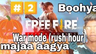 Garena Free Fire battleground war mode India #gameryash#freefire#warmode