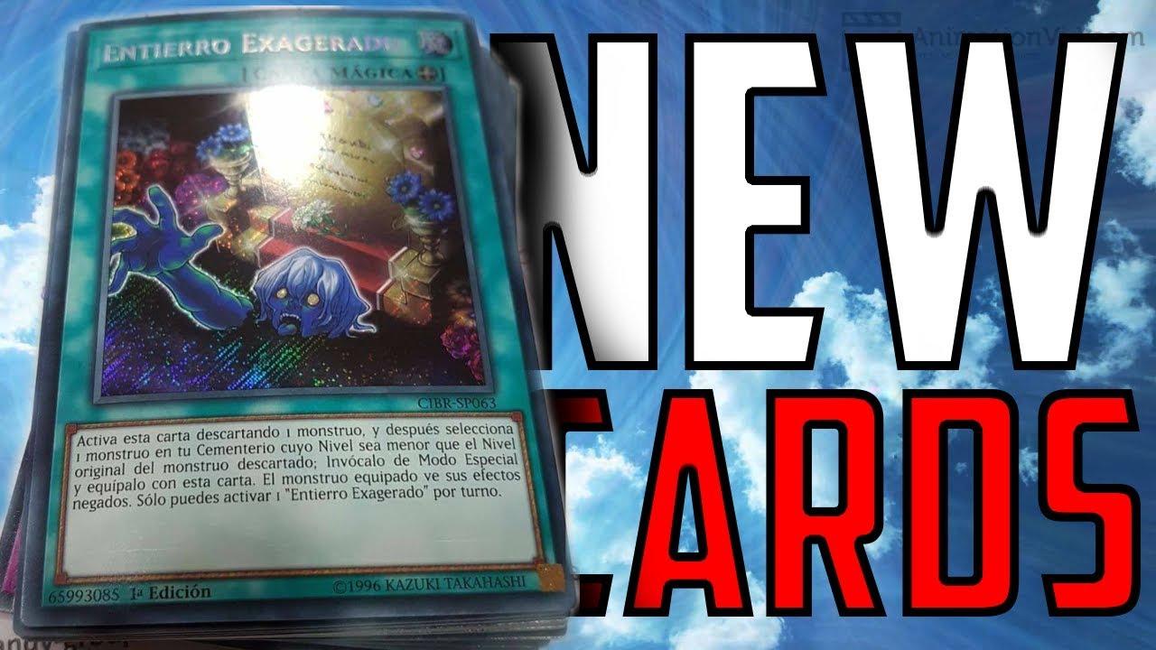 NEW Yu-Gi-Oh! CARDS!:Machine synchro & Modern