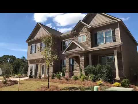 New Construction Homes in Gwinnett County