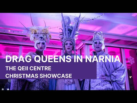Drag Queens In Narnia - QEII Christmas