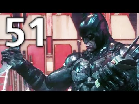 Batman: Arkham Knight Official Walkthrough - Part 51 - Own The Roads