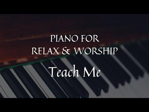 Hans Kurniawan - Ajarku Mengerti (Piano Worship)