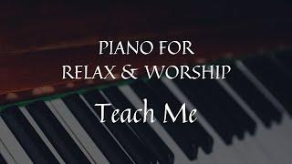 Video Hans Kurniawan - Ajarku Mengerti (Piano Worship) download MP3, 3GP, MP4, WEBM, AVI, FLV Mei 2018