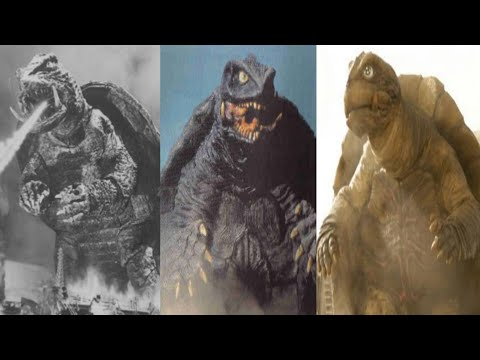 The Evolution of Gamera (1965 - 2006) thumbnail