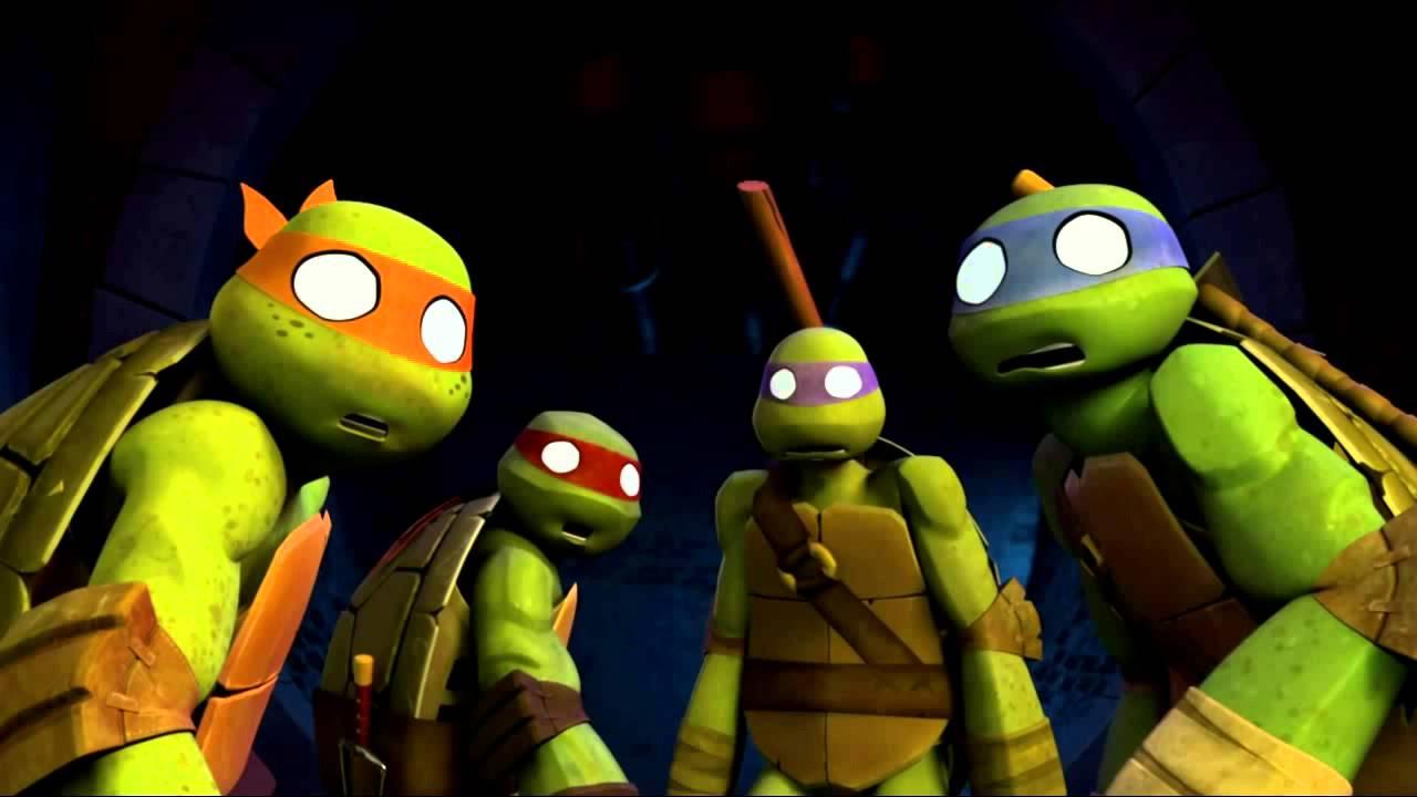 Teenage Mutant Ninja Turtles Episode 13 Quot I Monster