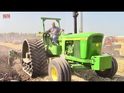 2019 Half Century Of Progress Tractor Show