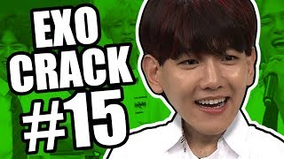 Video EXO CRACK #15.0 (Chanyeol needs to stop dabbing) download MP3, 3GP, MP4, WEBM, AVI, FLV Agustus 2017