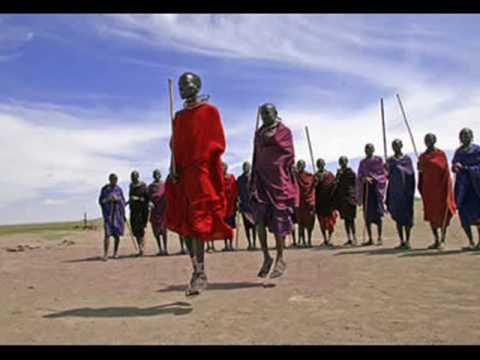 Kenya's Culture - Circle of life