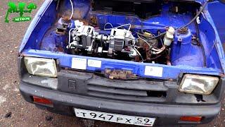 Запрещённая  технология бюджетного электромобиля УСПЕВАЙТЕ ПОСМОТРЕТЬ!!