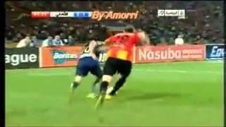 Esperance de Tunis - El Ahly ( Match Aller).flv