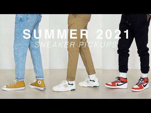 Summer 2021 Sneaker Pickups | I AM RIO P.