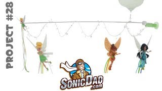 Tinker Bell Mobile - SonicDad Project #28