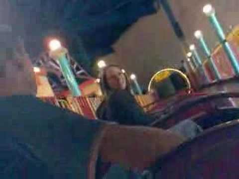 Metroland Roller Coaster Peter, Mick n Lauren