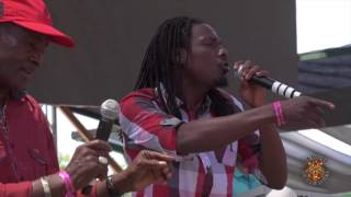 Culture featuring Kenyatta Hill - Live at Reggae on the River 2017