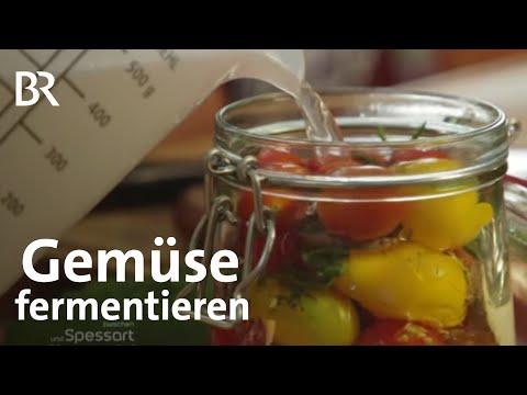 Gemüse Fermentieren: Haltbar Machen Durch Milchsaure Gärung | Zwischen Spessart Und Karwendel | BR