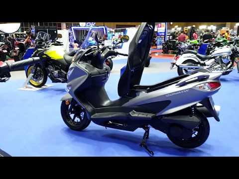 Suzuki Burgman 200 ABS 2019