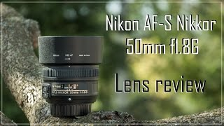 Nikon AF-S Nikkor 50mm f/1.8G review