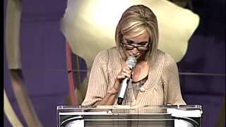 '' Atonement '' # 4 - Pastor Paula White - 09/13/12 - 7.00 p.m. - NDCC