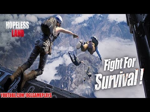 Hopeless Land: Fight for Survival Android Gameplay