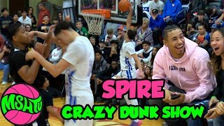 LaMelo Ball DUNK FEST - Zion & Julian Newman CELEBRATE WITH MELO