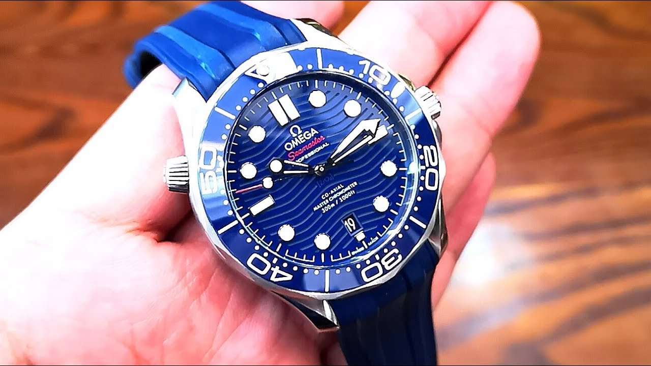 [Review Đồng Hồ] Omega Seamaster Professional Diver 210.32.42.20.03.001 . | ICS Authentic