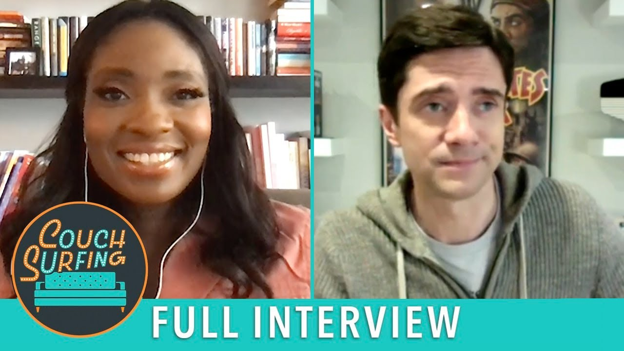 Topher Grace '70s Show' Origin Story & Advice From Spike Lee | Couch Surfing