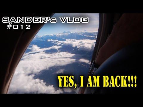Yes, i am back!!! - Trip to Nepal - Sander's vlog 012