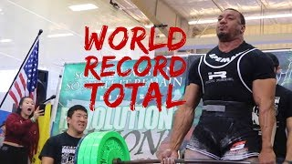 "Larry ""Wheels"" Williams New World Record Monster 2275 Total at 275  RPS Insurrextion 6"