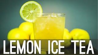 Homemade Lemon Ice Tea Recipe | That's Tasty
