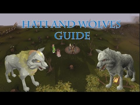 Runescape Hati and Wolves Event Guide