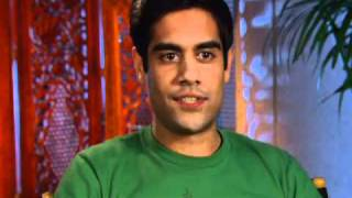 Sacha Dhawan Interview