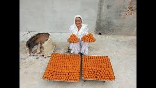 Motichoor Ladoo/ Motichoor Laddu recipe | RAKHI SPECIAL | ladoo\laddu recipe