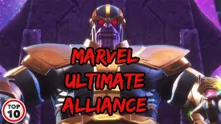 Top 10 Gaming | Marvel Ultimate Alliance 3 For Nintendo Switch Walkthrough