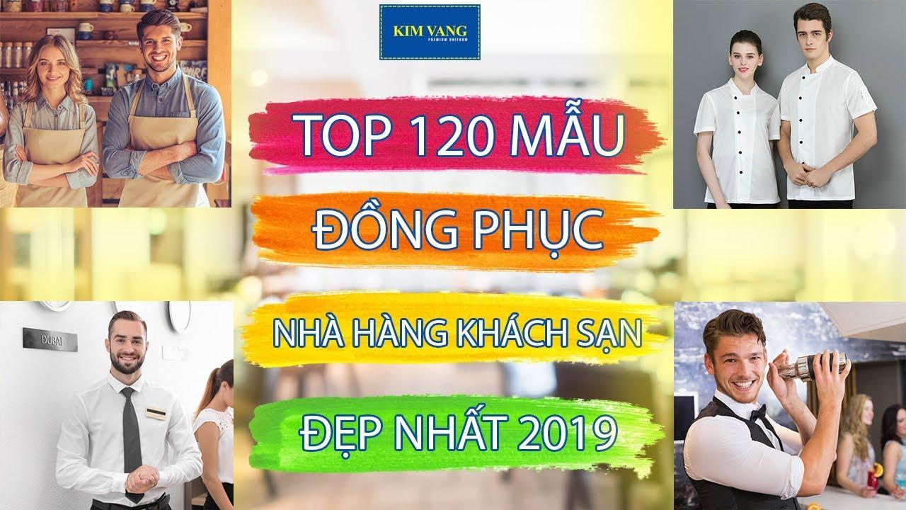 TOP 120 Mẫu Đồng Phục Nhà Hàng Khách Sạn Đẹp Nhất 2019