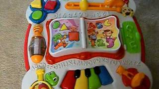Leap Frog Learn And Groove Musical Table Review