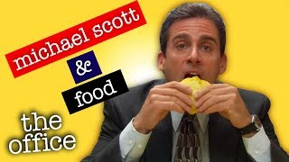 Download Michael Scott's Love of Food  - The Office US Mp3 and Videos