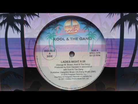 kool & the gang - ladies night (12'' version) [with Lyrics]