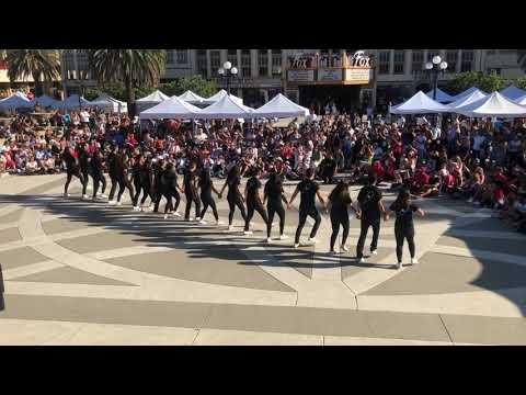 Lebanese Festival 2019 Dabke Performance (Redwood City)