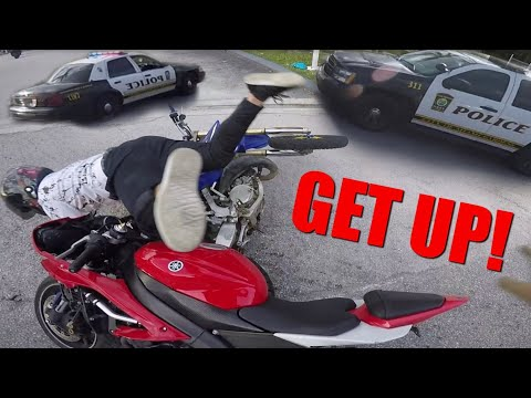 MIAMI GOT RECKLESS... he got arrested