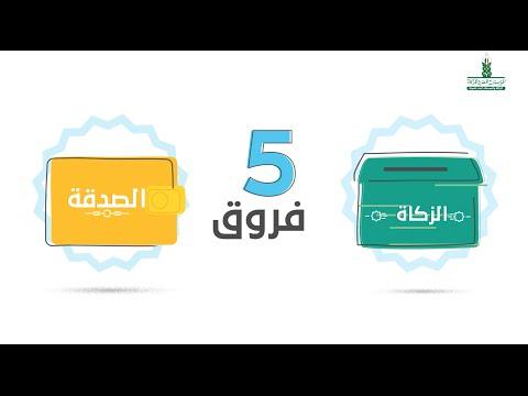 الفرق بين الزكاة والصدقة المؤسسة المصرية للزكاة Youtube