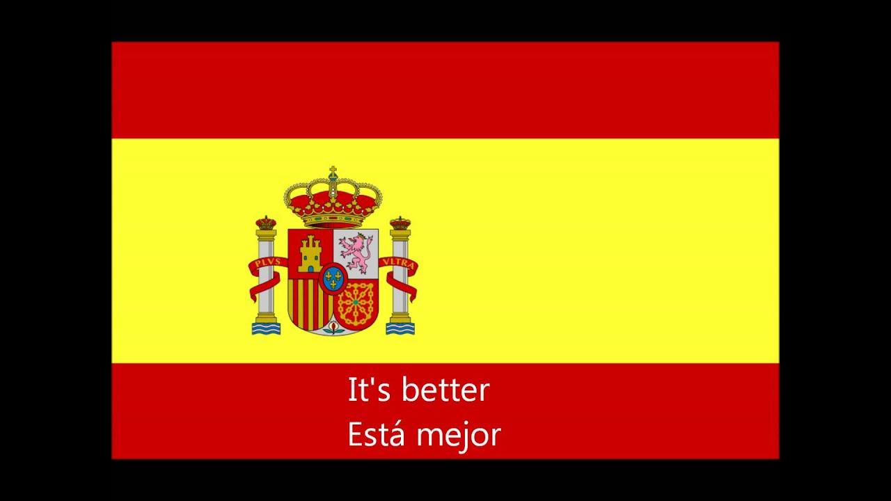 Spanischer Song 2020