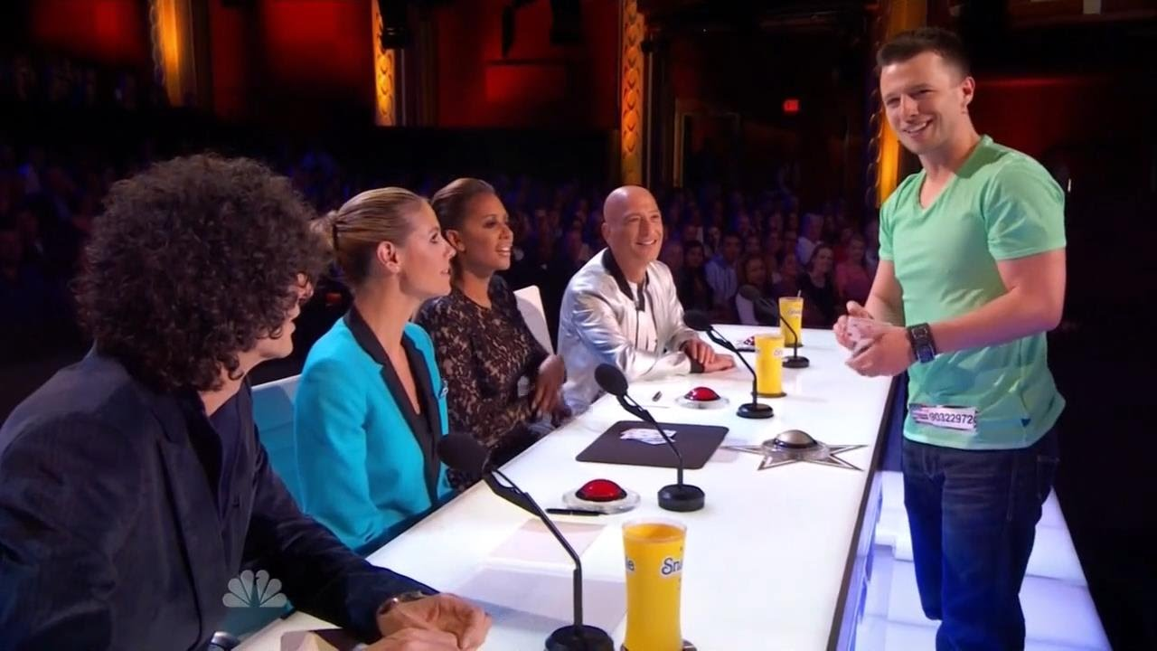 America S Got Talent S09e04 Mat Franco Fun Amp Imaginative