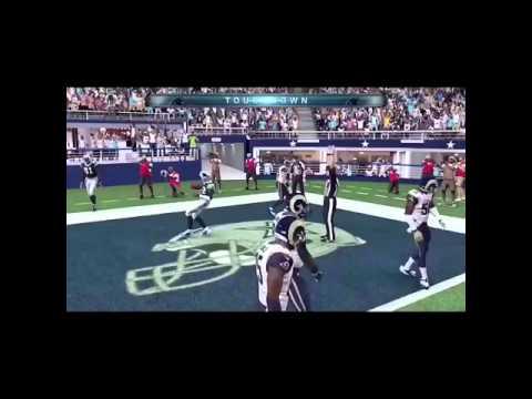 Randall Cunningham Madden 16 Highlights